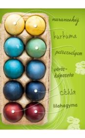 Természetes tojásfestő növények | baniko műhelye