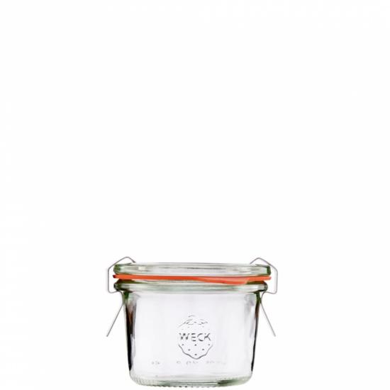 WECK befőttesüveg mini 80ml