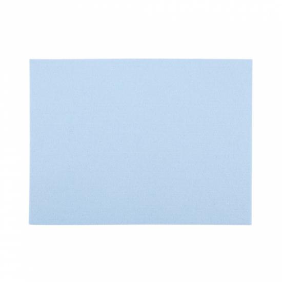 FELTO alátét világos kék 33x45cm
