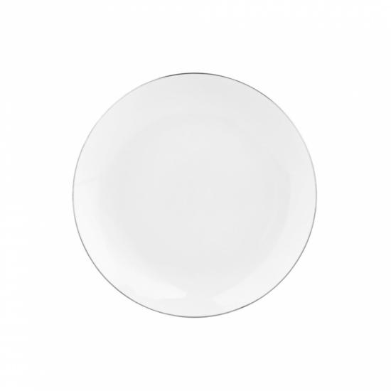 SILVER LINING II. tányér 20cm