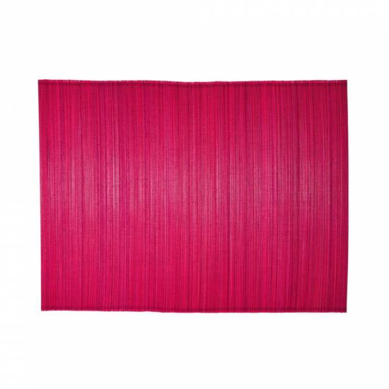 TABULA alátét bambusz piros