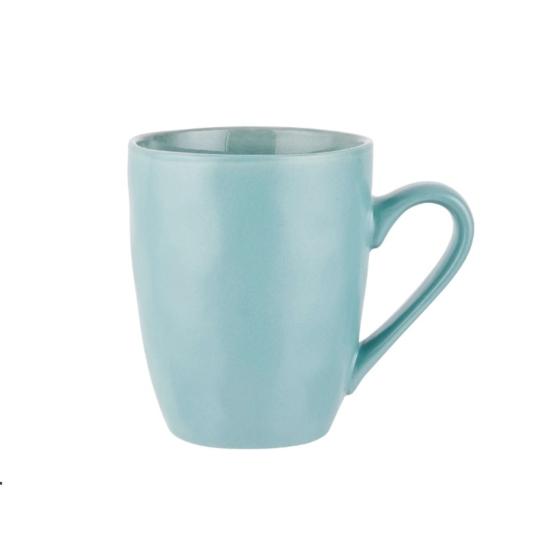 Kedvenc reggeli kávés bögre 350ml kék