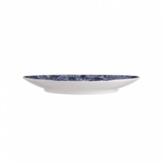 BLUE BLOSSOM tányér 27cm kék