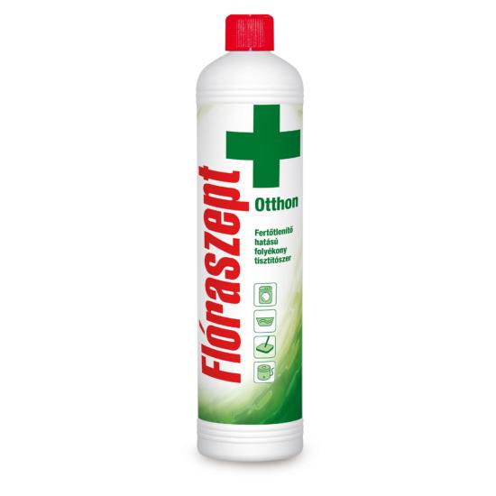 Flóraszept Fertőtlenítő Hatású Folyékony Tisztítószer Citrom 1000 ml