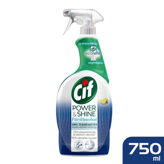Cif Power&Shine Fürdőszobai Spray 750ml