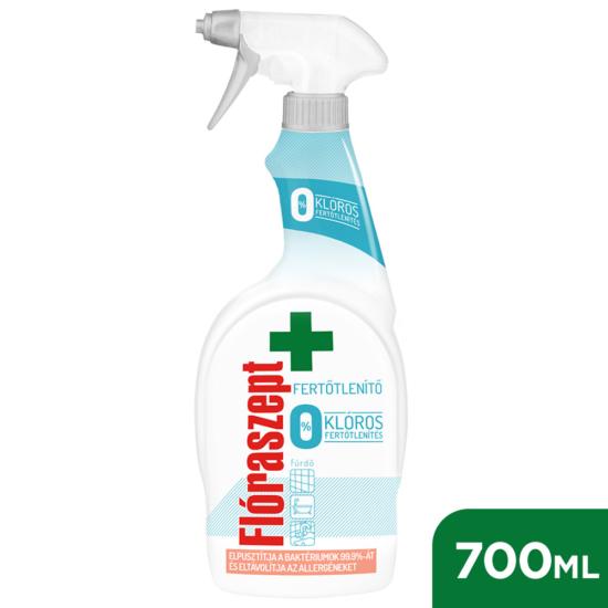 Flóraszept Klórmentes Fertőtlenítő Tisztítószer Fürdőszobai 700 ml