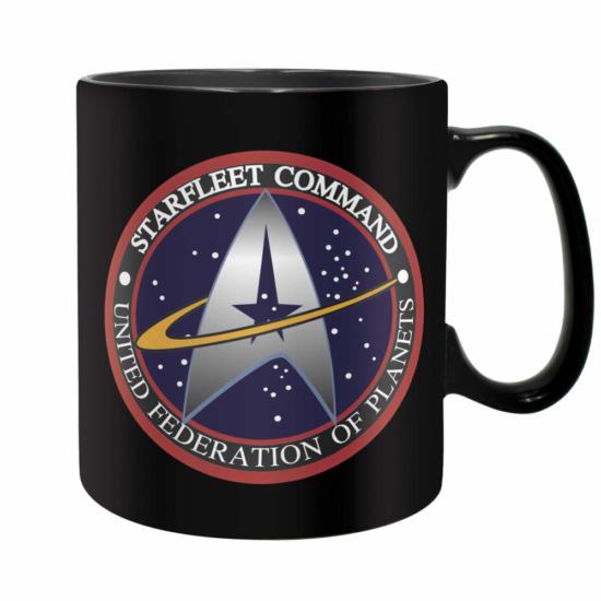 STAR TREK - Bögre - 460 ml - Starfleet command