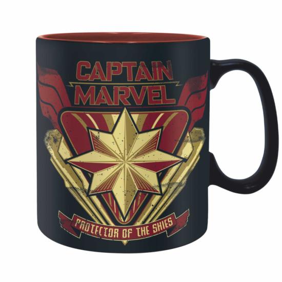 MARVEL - bögre - 460 ml - Marvel Kapitány