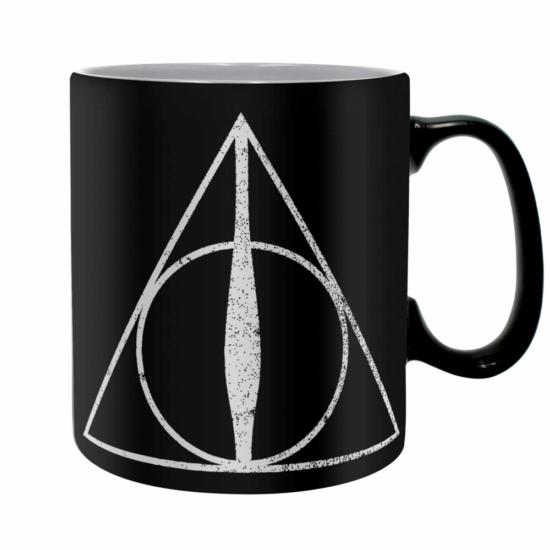 """Harry Potter - Bögre 460 ml - """"A halál ereklyéi"""""""