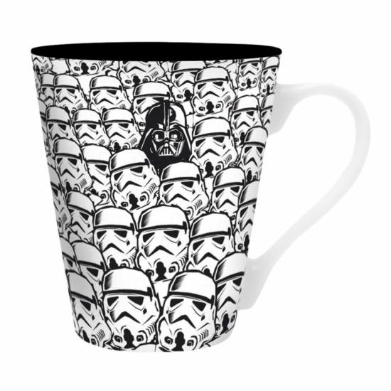 STAR WARS - bögre - 250 ml - Rohamosztagosok & Vader