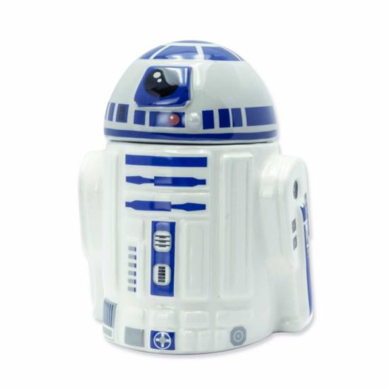 STAR WARS - 3D bögre - R2-D2