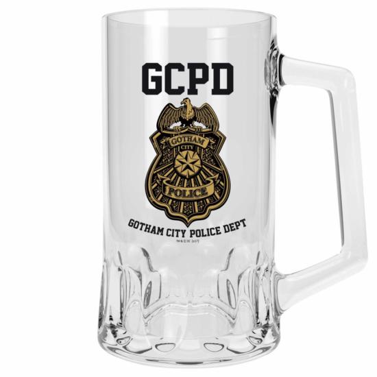 """DC COMICS - korsó - """"GCPD"""""""