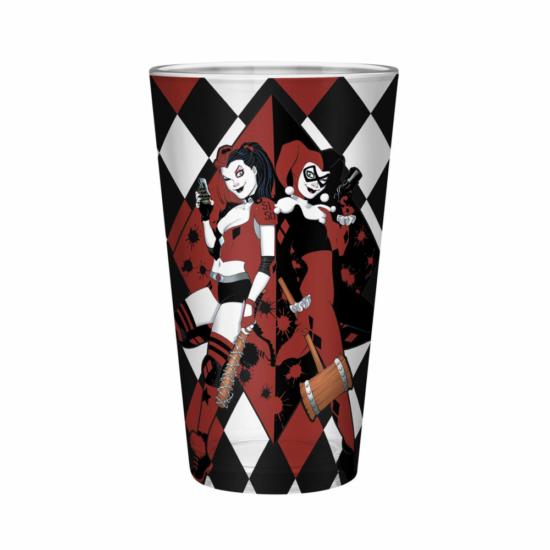 DC COMICS - XXL pohár - 400 ml - Harley Quinn -