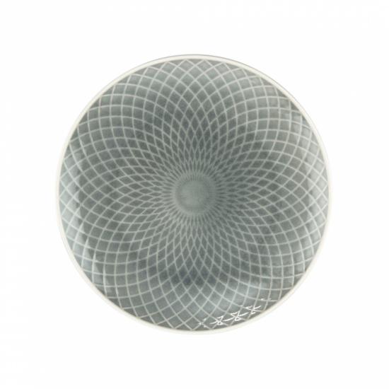 HANAMI tányér szürke 25.5cm