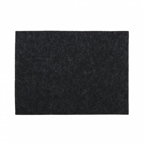FELTO alátét fekete 33x45cm