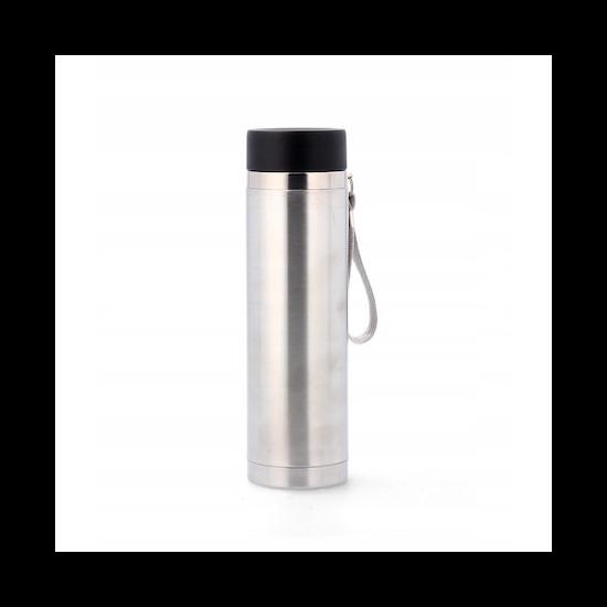 320 ml-es ezüst színű termosz