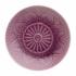 SUMATRA tányér 31cm lila