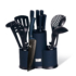 Berlinger Haus 12 részes kés- és konyhai eszközkészlet, aquamarin