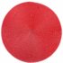 AMBIENTE alátét piros II. kerek 38cm