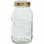 Kép 1/7 - QUATTRO STAGIONI befőttes üveg 1.5l