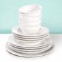 Kép 3/7 - EATON PLACE tányér fehér 27.5cm