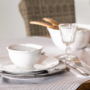 Kép 5/7 - EATON PLACE tányér fehér 27.5cm