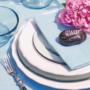 Kép 7/7 - EATON PLACE tányér fehér 27.5cm