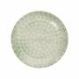 Kép 2/7 - RETRO tányér zöld 25.4cm