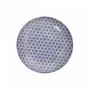 Kép 3/6 - RETRO tányér kék 20.3cm
