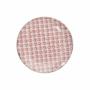 Kép 2/7 - RETRO tányér piros 20.3cm