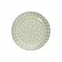 Kép 6/7 - RETRO tányér zöld 20.3cm