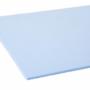 Kép 7/7 - FELTO alátét világos kék 33x45cm