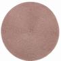 Kép 1/4 - AMBIENTE alátét világos barna kerek 38cm