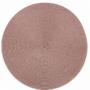 Kép 4/4 - AMBIENTE alátét világos barna kerek 38cm