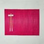 Kép 5/5 - TABULA alátét bambusz piros