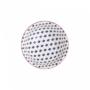 Kép 3/6 - ORNAMENTS tálka kék-fehér mintás 240ml