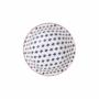 Kép 5/6 - ORNAMENTS tálka kék-fehér mintás 240ml