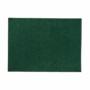 Kép 2/7 - FELTO alátét sötétzöld 33x45cm