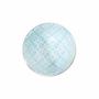 Kép 1/6 - ORNAMENTS tálka kék/világoskék mintás 240ml