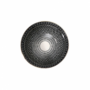 Kép 3/7 - ORNAMENTS tálka fekete/fehér pötty mintás 240ml