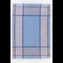 Kép 6/6 - TEA Kék színű konyharuha evőeszköz mintával 50*70 cm