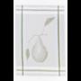 Kép 6/6 - TEA Zöld színű konyharuha körte mintával 50*70 cm
