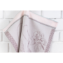 Kép 3/6 - TEA Konyharuha rózsaszín alapon gyümölcs mintával 50*70 cm