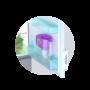 Kép 4/4 - Geyser Mini Vízszűrő kancsó