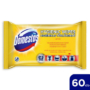 Kép 3/4 - Domestos Higiénikus Törlőkendő Lemon 60db