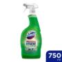 Kép 5/5 - Domestos Universal Hygiene Eucalyptus Spray 750ml