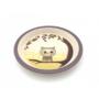 Kép 5/7 - Yuunaa bambusz gyerek étkészlet - bagoly