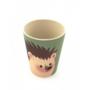 Kép 6/7 - Yuunaa bambusz gyerek étkészlet - süni