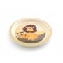 Kép 5/7 - Yuunaa bambusz gyerek étkészlet - oroszlán