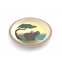 Kép 5/7 - Yuunaa bambusz gyerek étkészlet - viziló